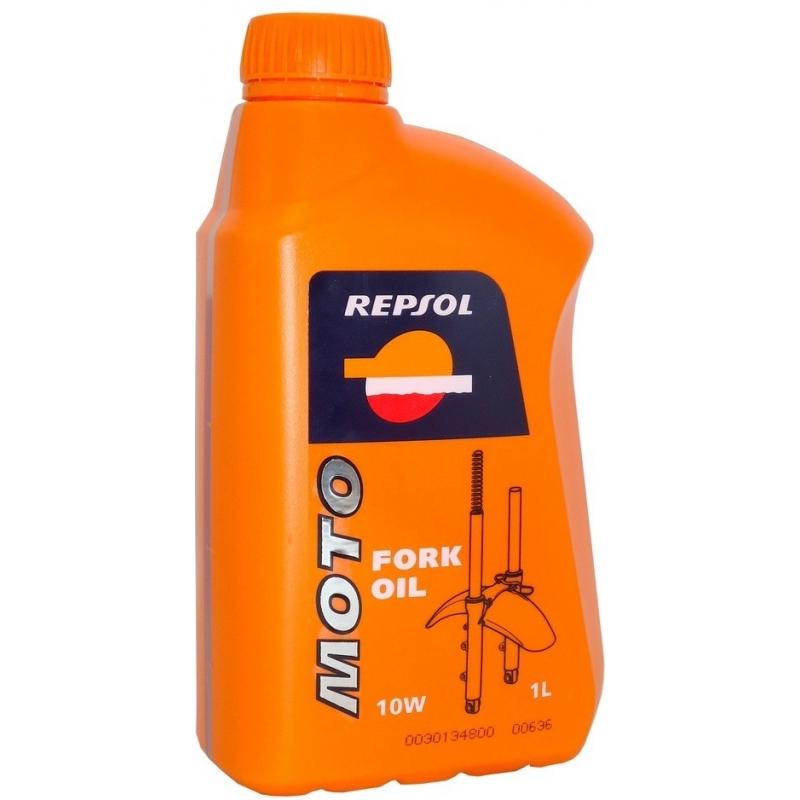REPSOL Fork Oil 10W 1L Teleszkóp olaj, villa olaj