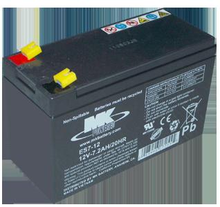 Akkumulátor MK ciklikus akkumulátor MK 12V 7Ah