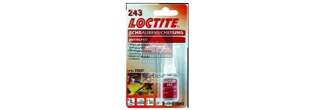 Loctite 243 Középszilárdságú csavarrögzítő LOC26445 HELYETT