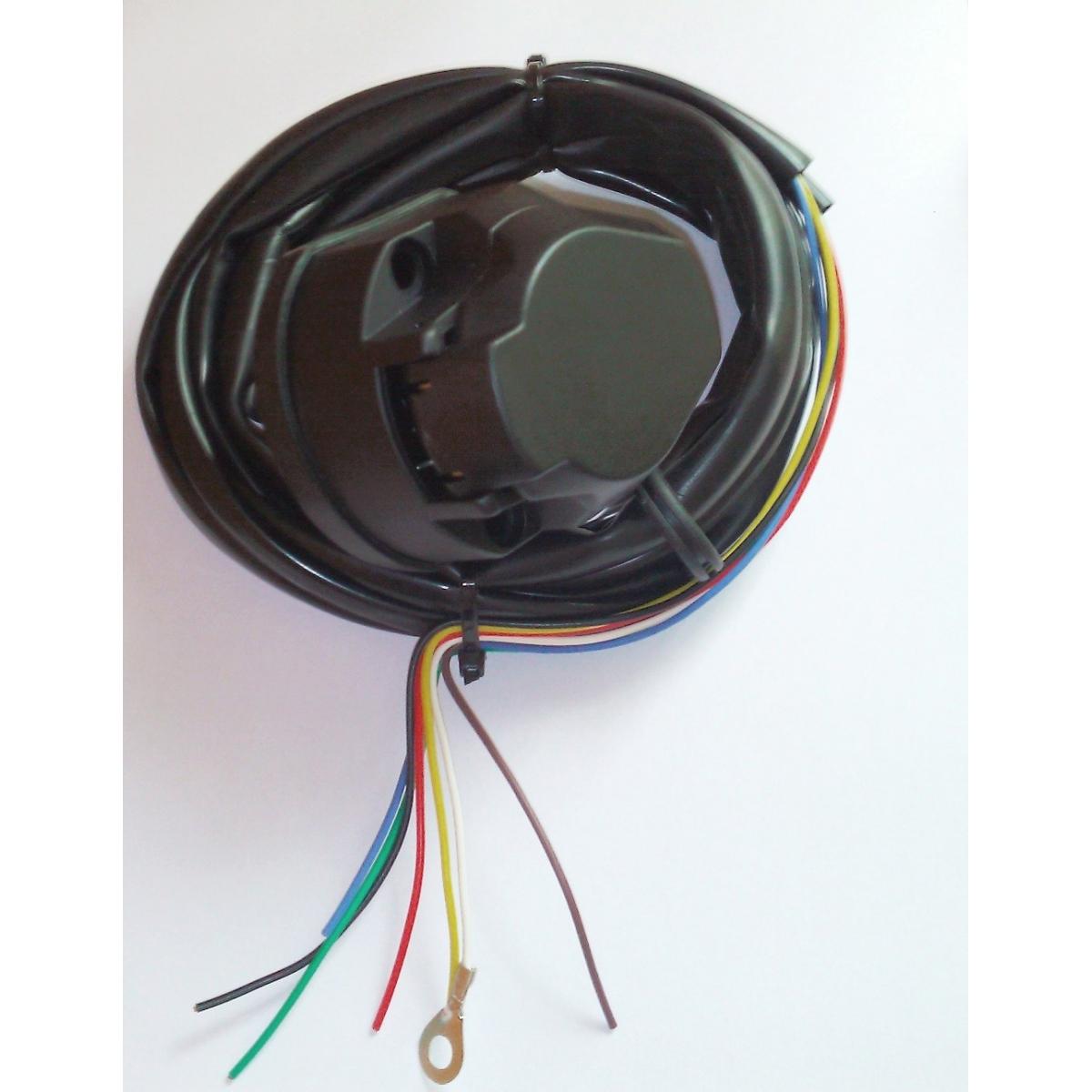 elektromos készlet, vonóhorog Vh kábelszet 190cm új
