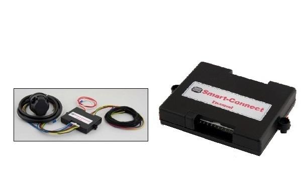 elektromos készlet, vonóhorog Canbus elektromos készlet LED-
