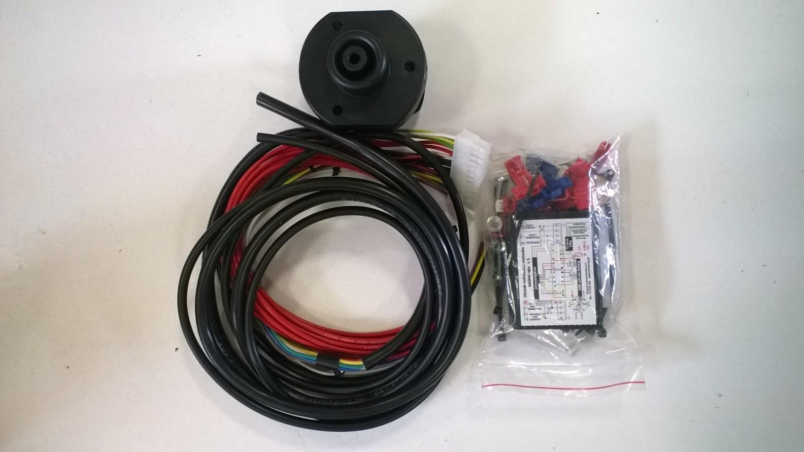 VISSZAJELZŐ ELEKTRONIKA CAN-BUS 7 pólusú kábel szett, öndignosztizáló eszköz