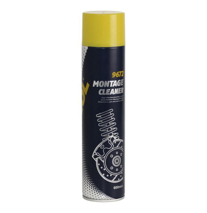 Féktisztító spray 600ml, 9672 MANNOL
