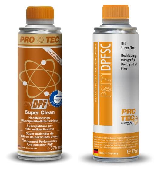 DIESEL részecskeszűrő tisztító DPF Super Clean