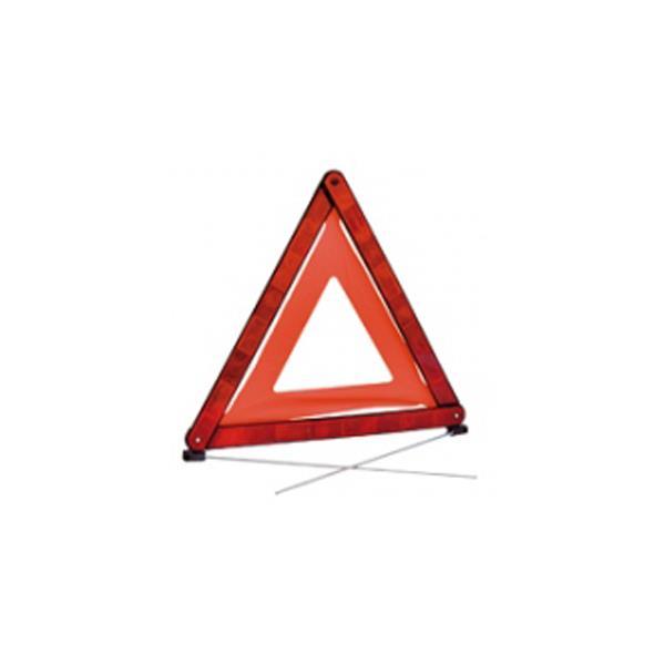 Elakadásjelző háromszög, E4