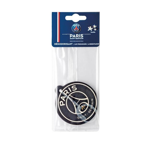 Illatosító PSG logó, fekete, VANÍLIA